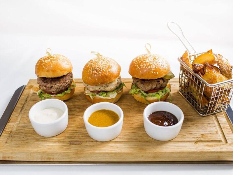 Бургер «Трио»