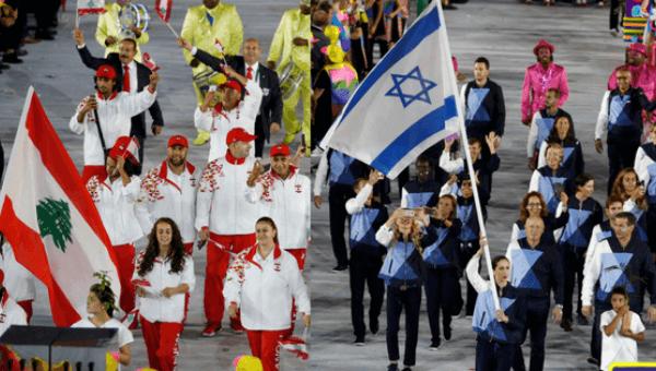 Encontronazo-entre-deportistas-de-Israel-y-Líbano-en-Río-por-acceso-a-un-autobús