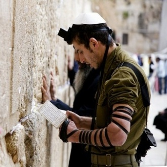 soldier-wearing-tfillin-tefillin-praying-at-western-wall-jerusalem-israel,1984530