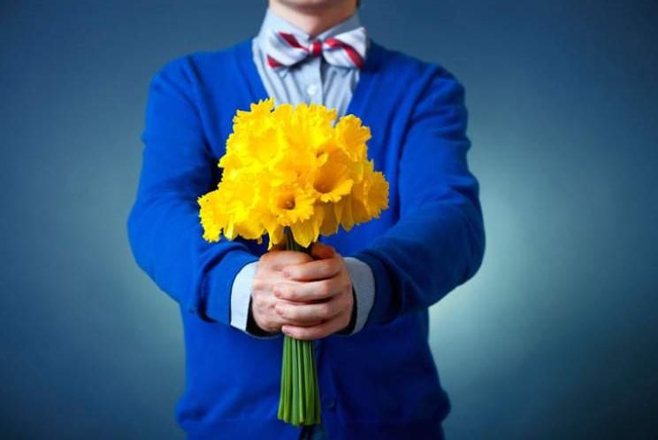 дарить-цветы
