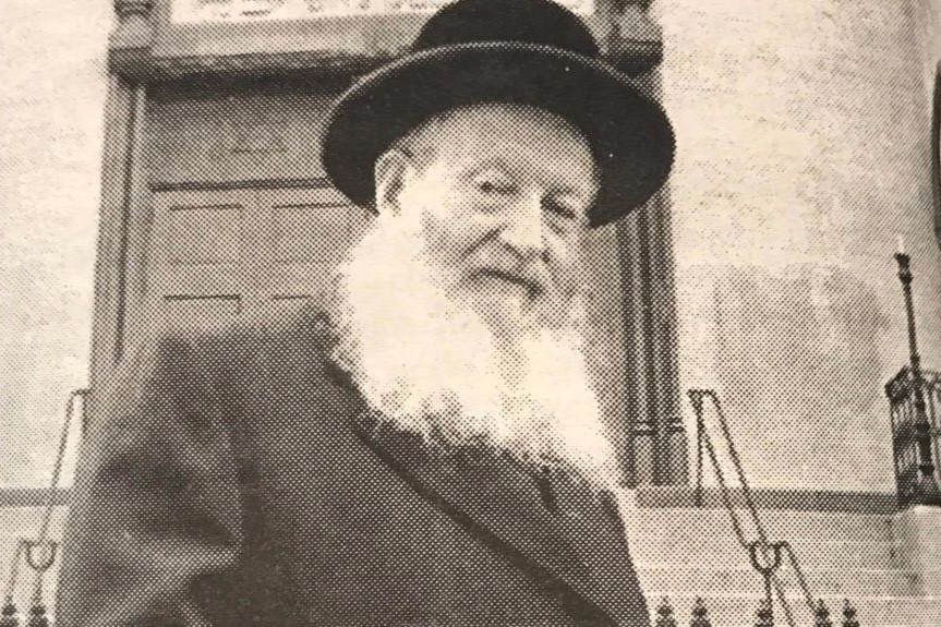 Rabbi-Oshry