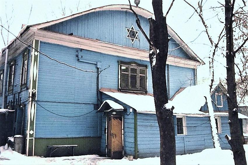 Staraya-sinagoga